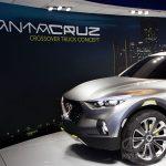 Концепт-кар Hyundai Santa Cruze.