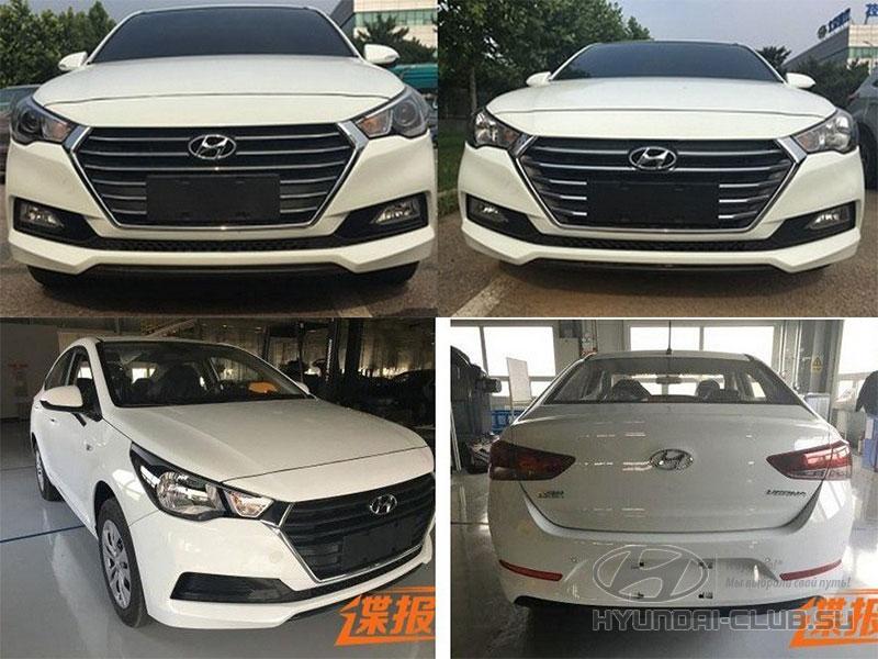 Hyundai Solaris 2 будет похож на концепт-кар Hyundai Verna.