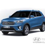 Цвет кузова Hyundai Creta синий Marina Blue (N4B)