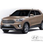 Цвет кузова Hyundai Creta коричневый Earth Brown (P4N)