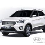 Цвет кузова Hyundai Creta белый Crystal White (PGU)