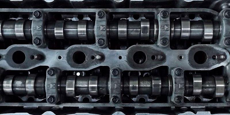 Колодца для форсунок в двигателе D4CB