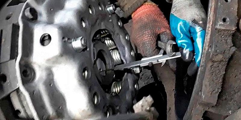 Ремонт грузового сцепления