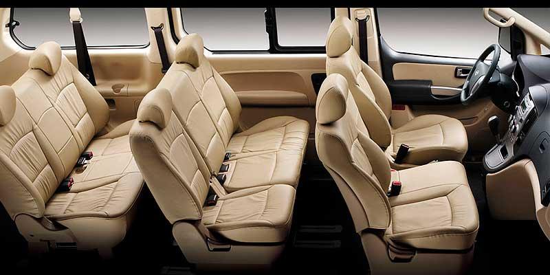 Салон Hyundai H1