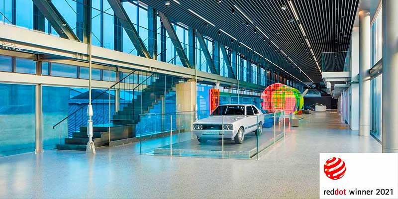 Hyundai Motorstudio Busan