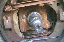 Барабанные тормоза: устройство и ремонт