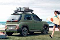 Hyundai Casper – самый дешевый миникроссовер