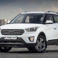 Hyundai Creta 2016-2017 — комплектации, цены, характеристики. Все о новом кроссовере Крета от Hyundai.