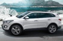 Покупатели больших внедорожников Hyundai предпочитают дизельные двигатели.