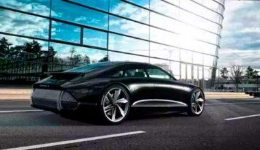 Hyundai готовится выпустить полностью электрический седан