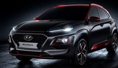 Hyundai тестирует заряженную Kona N Line