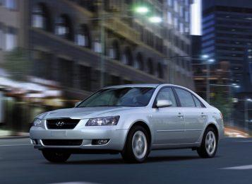 Hyundai NF Sonata — в списке самых экологичных автомобилей 2008 года!