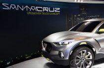 Hyundai Santa Cruze — новый пикап от Hyundai