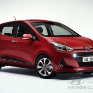 Hyundai i10 изменится. Рестайлинг Hyundai i10 в 2016 году