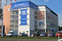Автомобильный дилер Мега Моторс в Москве