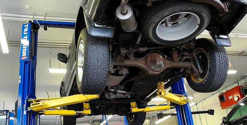 Профилактика полного привода Hyundai и Kia