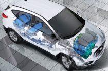 Hyundai выпустит водородный автомобиль в 2018 году