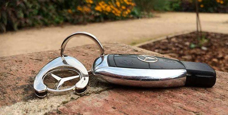 Автомобильные брелки: особенности и выбор