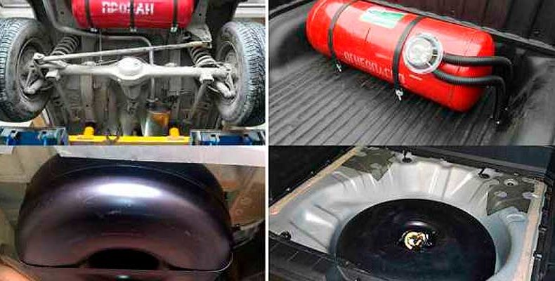Переоборудование автомобиля — преимущества газовых установок