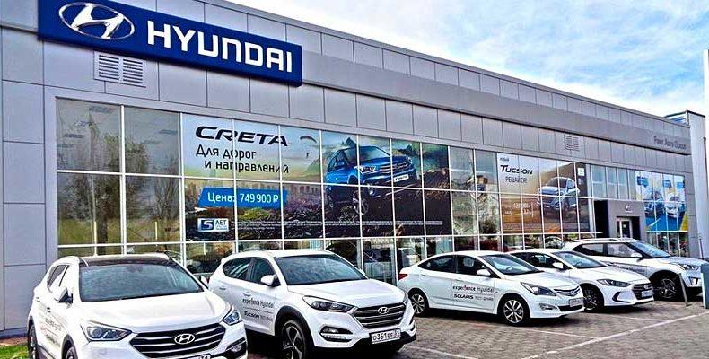 Почему автомобиль Hyundai лучше обслуживать в дилерском центре