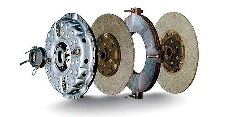 Устройство грузового сцепления и основные неисправности узла